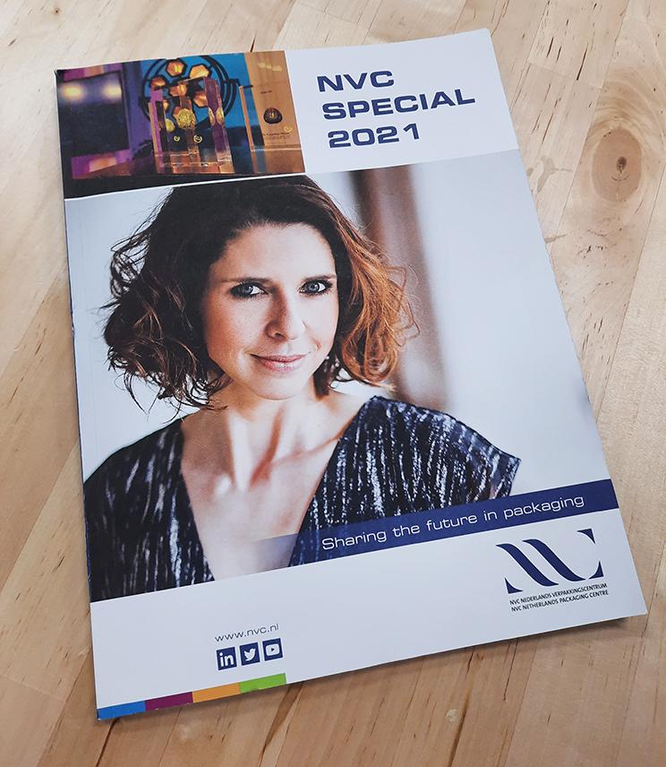 Cover NVC Special Eggink verpakkingen